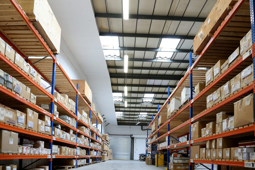 Logistics BusinessNew Portal Offers Empty UK Warehouse Space to Retail Customers