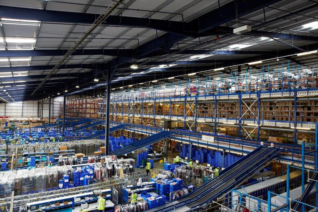 """Logistics BusinessBusinesses """"Not Ready For Fourth Industrial Revolution"""" Says Report"""