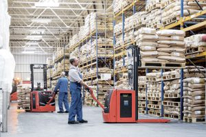 Logistics BusinessEntire Warehouse Equipment Now Available with Lithium-Ion Technology