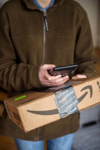 Logistics BusinessAmazon to Deliver 'Direct to Fridge or Car Boot' in New Tech Link-Up
