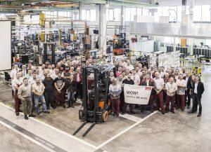 Logistics BusinessLinde Racks Up 111,111 Units of its Famous 386 Series