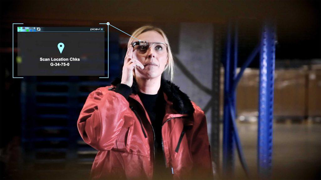 Logistics BusinessSmart Glasses Make the Difference in Food Logistics Order Picking