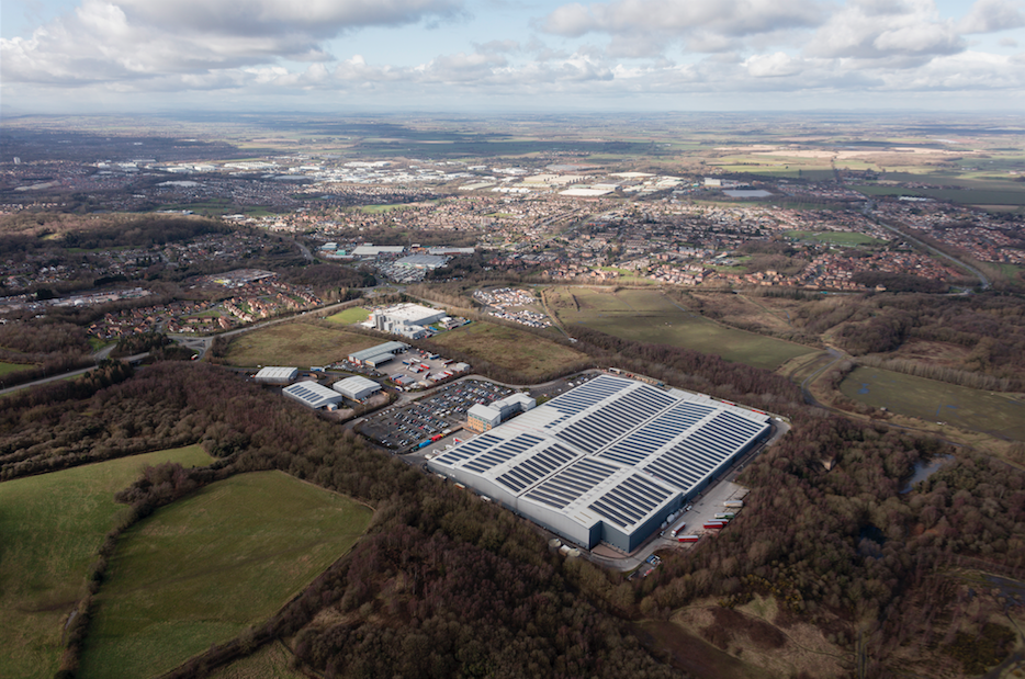 Logistics BusinessSegro to Sell £241 Million Portfolio of UK Midlands Big Box Warehouses