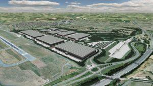 Logistics BusinessEuropean Urban Logistics and UK Rental Growth Drive SEGRO Performance