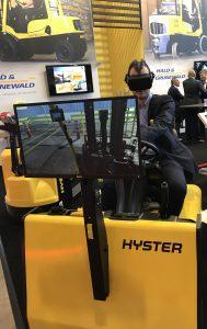 Logistics BusinessUse Simulator in Driver Training Programmes, Urges Forklift Manufacturer