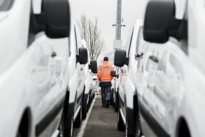 Logistics BusinessGEFCO Quadruples Staff and Doubles Turnover at Portbury Site