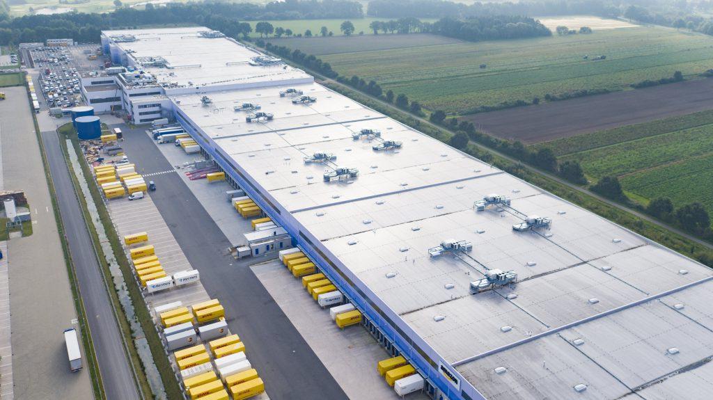 Logistics BusinessGazeley Completes New Hamburg Facility for Amazon