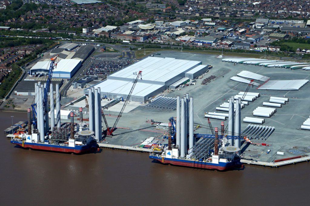 Logistics BusinessUK Port Operator Transforms Property Arm in £3.5 Billion Logistics Push