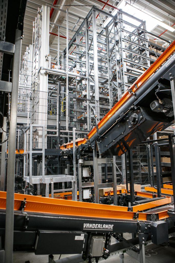 Logistics BusinessDutch Fresh Food Supplier Selects Vanderlande Automation