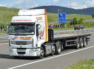 Logistics BusinessTrailer Tracking Solution Offers 24/7 Visibility to Haulage Operators