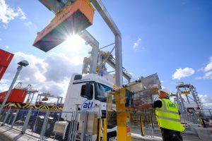 Logistics BusinessNew Tenant for DP World London Gateway Haulage Park