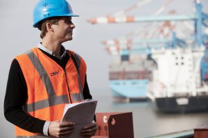 Logistics BusinessSustainability Focus for DSV with Short Sea Appointment