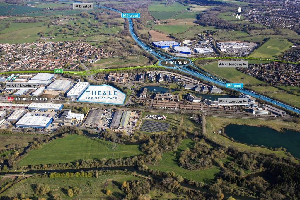 Logistics BusinessUK E-Commerce Growth Drives New M4 Corridor Property Scheme for McKay