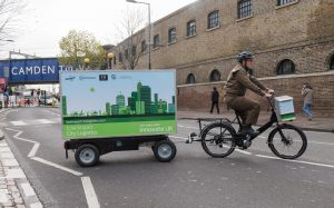 Logistics BusinessUPS Trials Depot-to-Door Delivery in London Sustainability Push