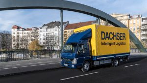 Logistics BusinessDachser to Kick Off Urban Vehicle Project in Berlin and Stuttgart