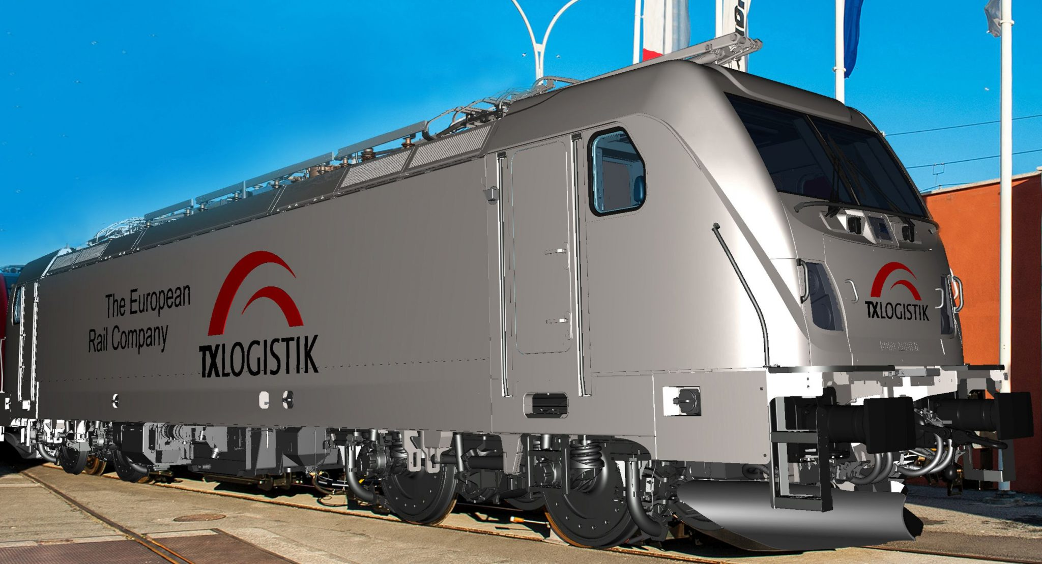 Tx Logistik Signs For 40 Bombardier Traxx Ms3 Locos