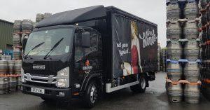 Logistics BusinessVersatile Truck Perfect For Urban and Rural Deliveries