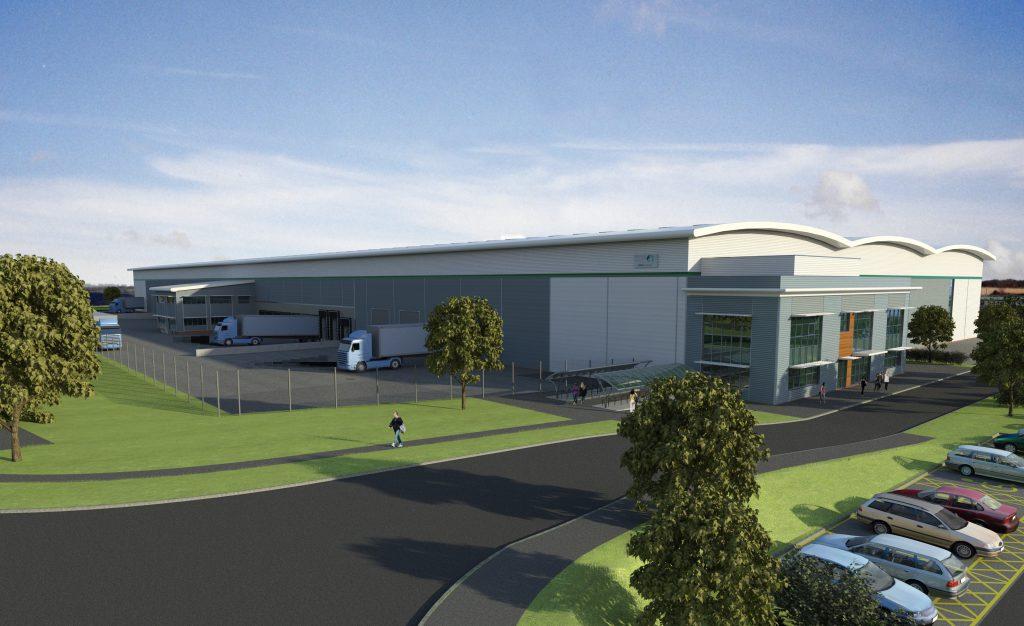 Logistics BusinessNew Lease Agreement Signed at Prologis Park Fradley
