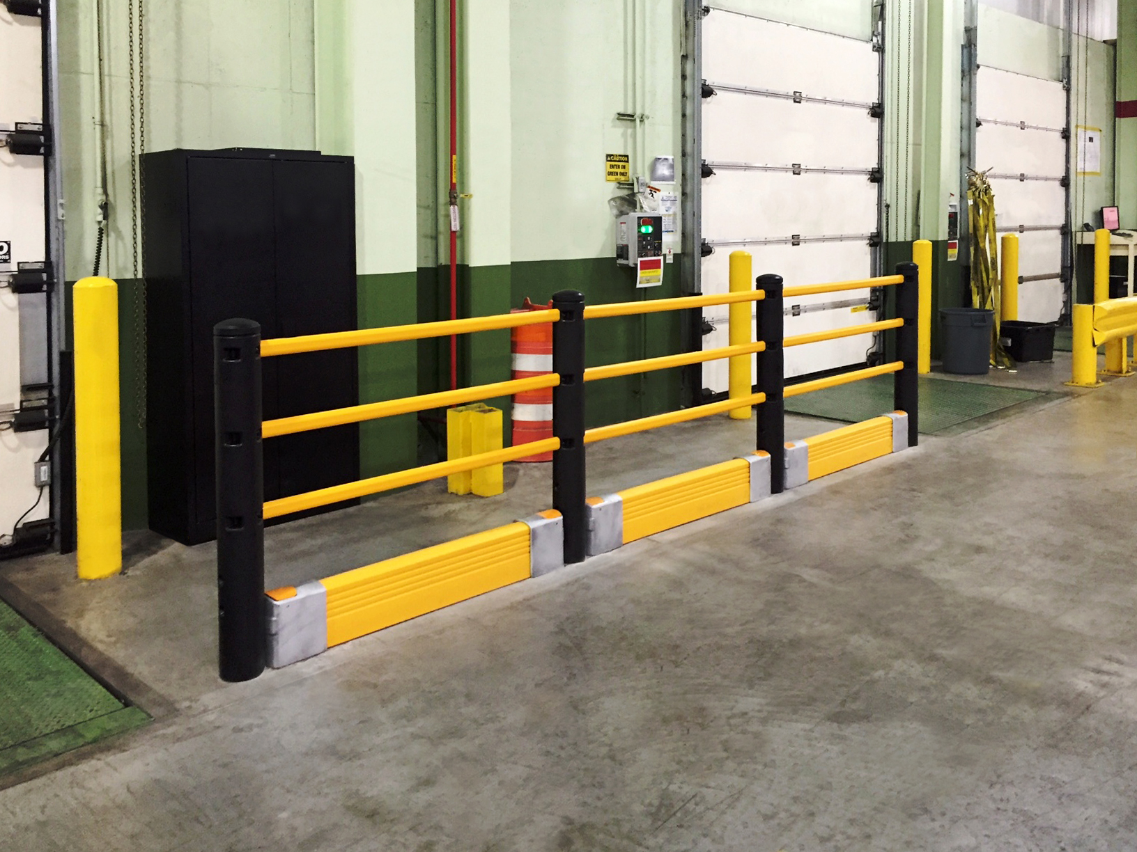 How Safety Barriers Can Make Your Facility Work Smarter In