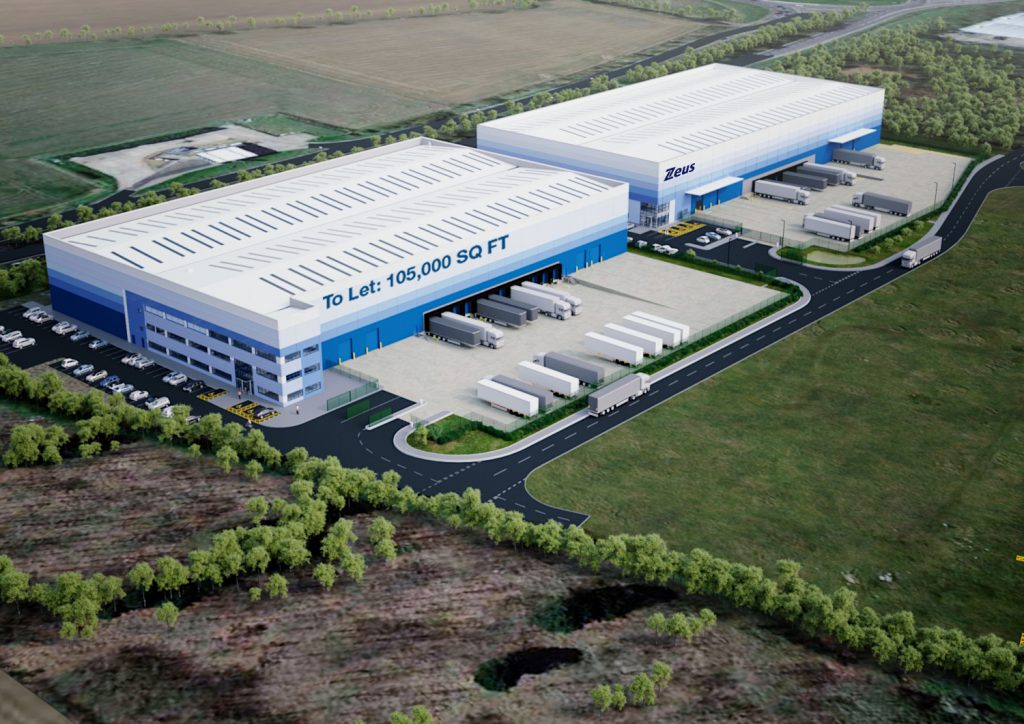 Logistics BusinessGazeley to Develop UK Facility for Irish-based Packaging Provider
