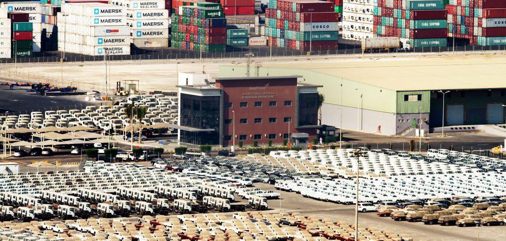 Logistics BusinessJeddah Project to Boost Logistics Services in Saudi Arabia