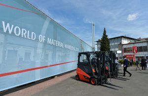 Logistics BusinessDates Revealed for Linde's Third Own-Brand Intralogistics Trade Fair