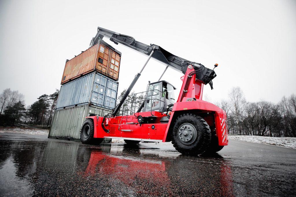 Logistics BusinessKalmar Restructure Announced by Cargotec
