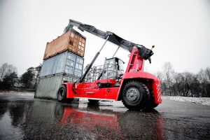 Logistics BusinessKalmar Restructure Announced by Cargotec