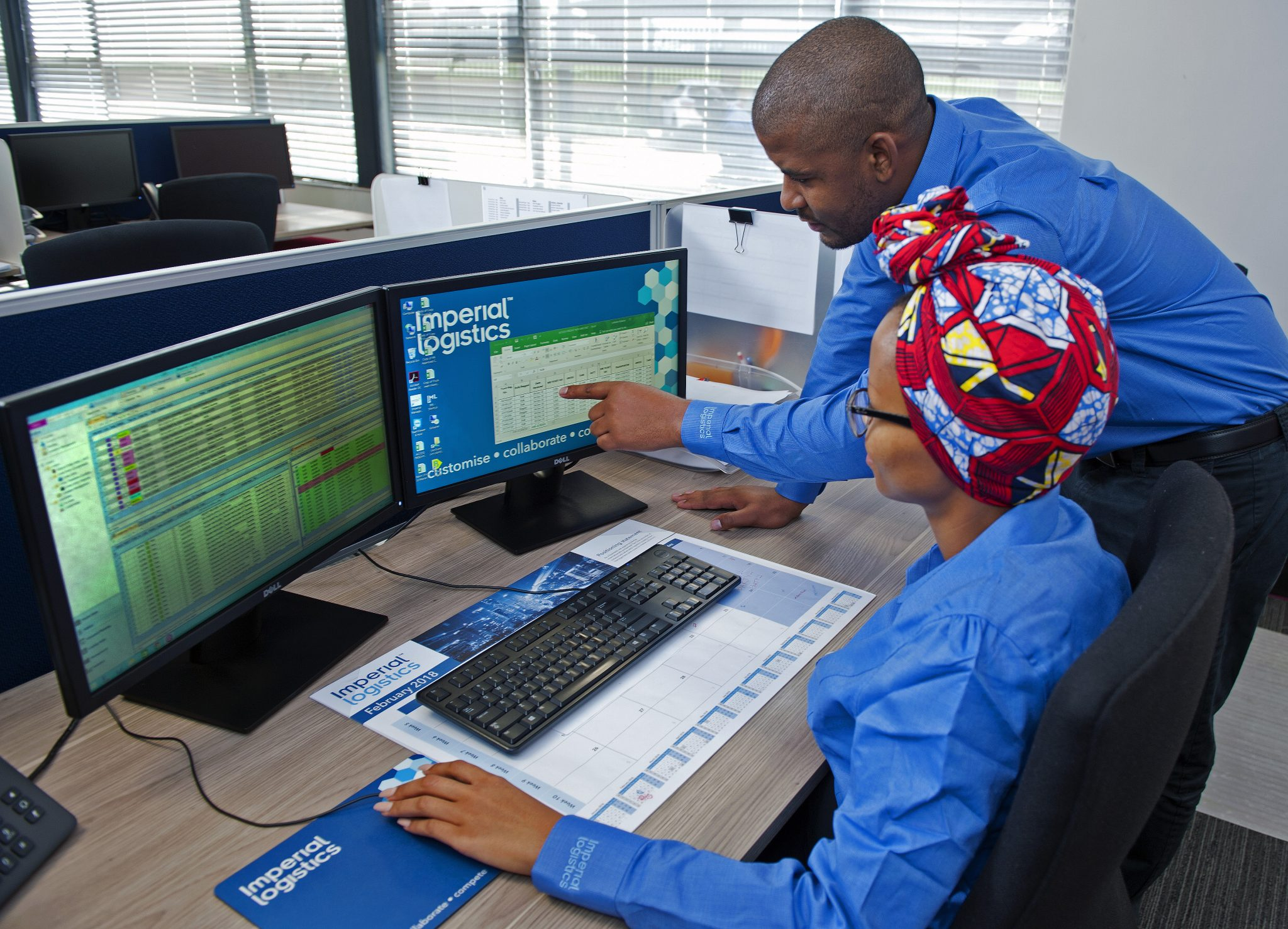 New TMS for All Imperial Logistics Road Transport in Africa and