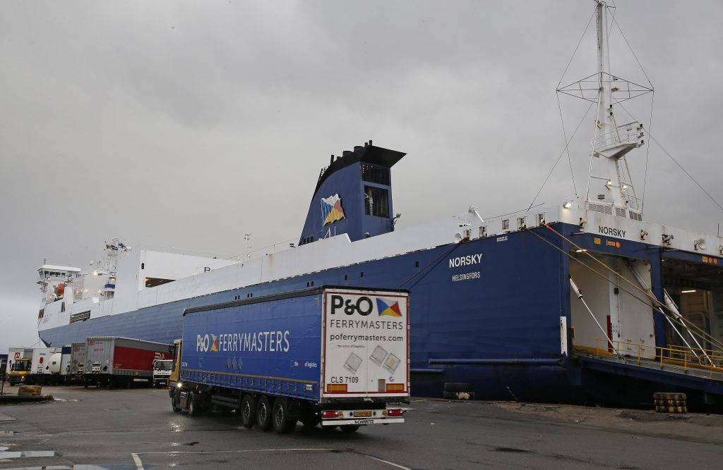 Logistics BusinessDP World Snaps up P&O Ferries and Ferrymasters in £322M Deal