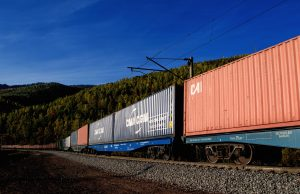 Logistics BusinessRail Game Changer
