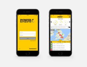 Logistics BusinessMobile App Allows Hours-in-Use Forklift Rental Scheme