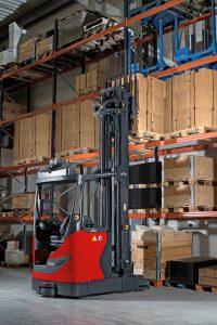 Logistics BusinessLinde Expands Robotic Portfolio with Autonomous Reach Truck
