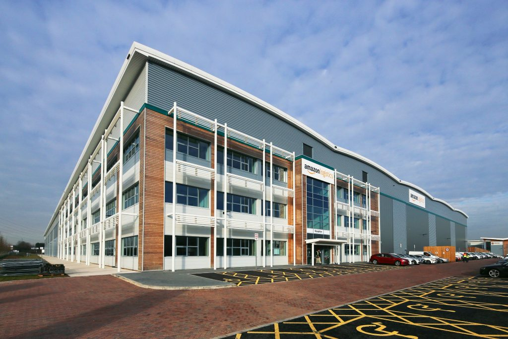 Logistics BusinessProperty Specialist Celebrates BREEAM Award for Dunstable Project