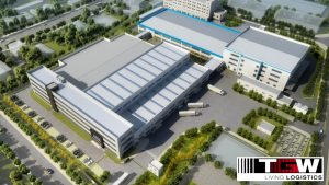 Logistics BusinessTGW Realises First Mustang Project in China
