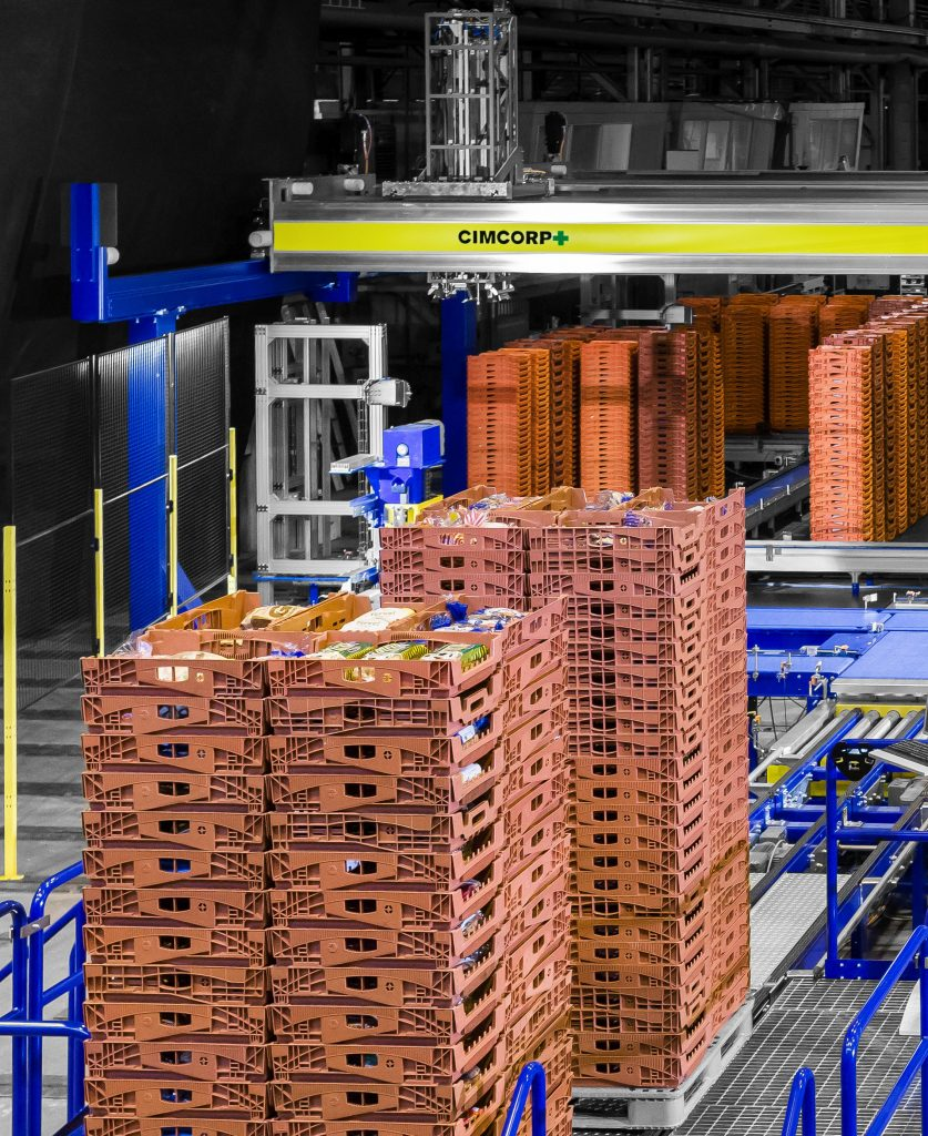 Logistics BusinessMexico Baked Goods Provider Takes Cimcorp Picking System