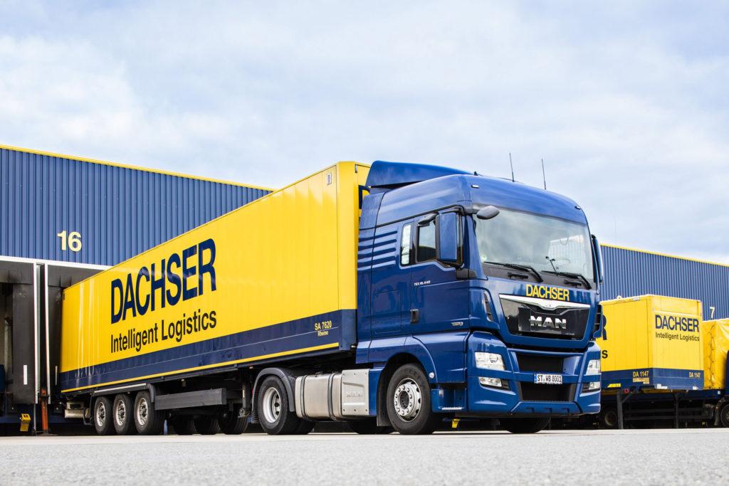 Logistics BusinessNew Freiburg Logistics Centre Under Construction for Dachser