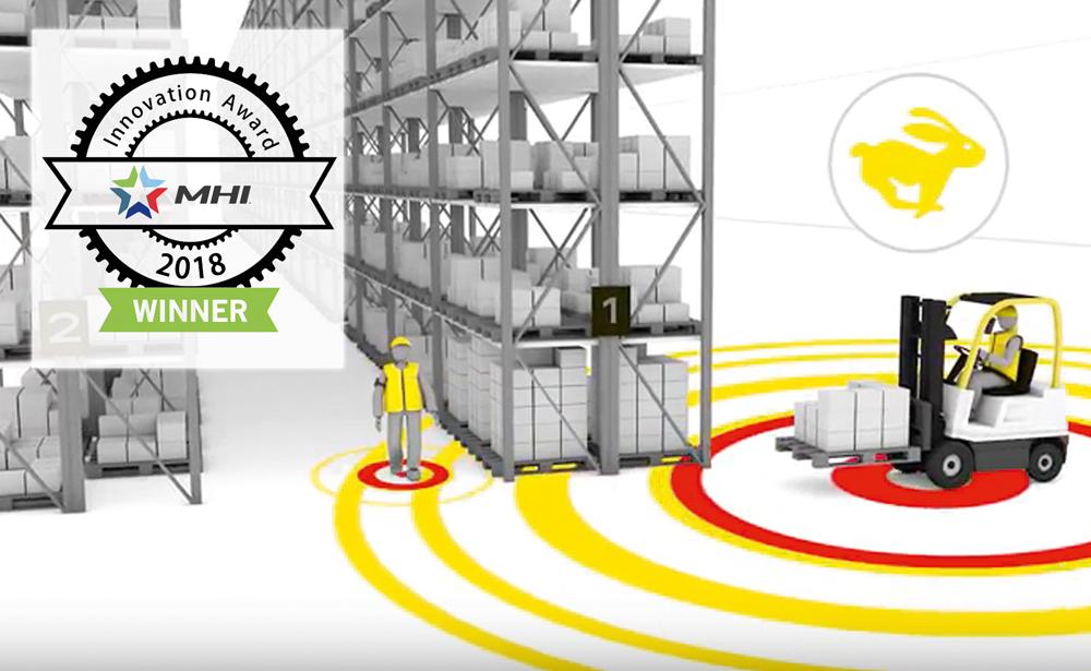 Logistics BusinessWarehouse Safety Provider wins MHI Innovation Award