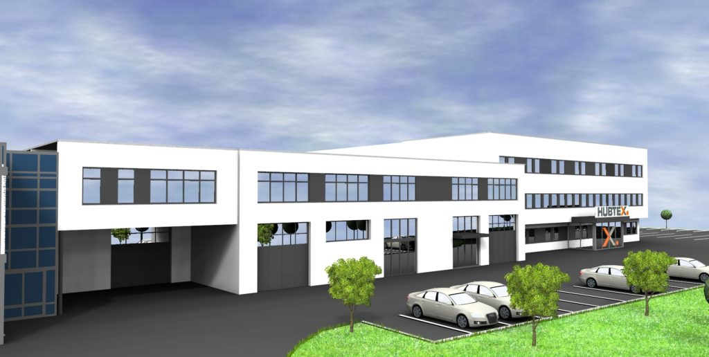 Logistics BusinessHubtex Ramps up Production and Builds New Customer Centre