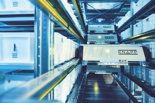 Logistics BusinessKnapp Announces US Management Changes