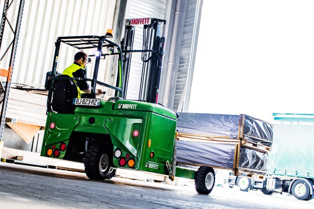 Logistics BusinessMulti-million-pound Battery Partnership brings Greener Outlook