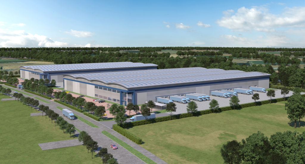 Logistics BusinessReal Estate Projects Under Way Near UK's A14