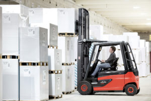 Logistics BusinessLinde to Offer Lithium Battery Rental Concept