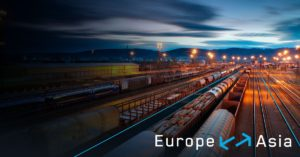 Logistics BusinessChina-Europe Rail Freight Service Launched by CH Robinson