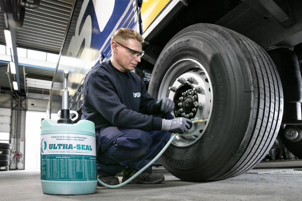 "Logistics BusinessTyre Sealant Deal ""Huge Step Forward for the Industry"""
