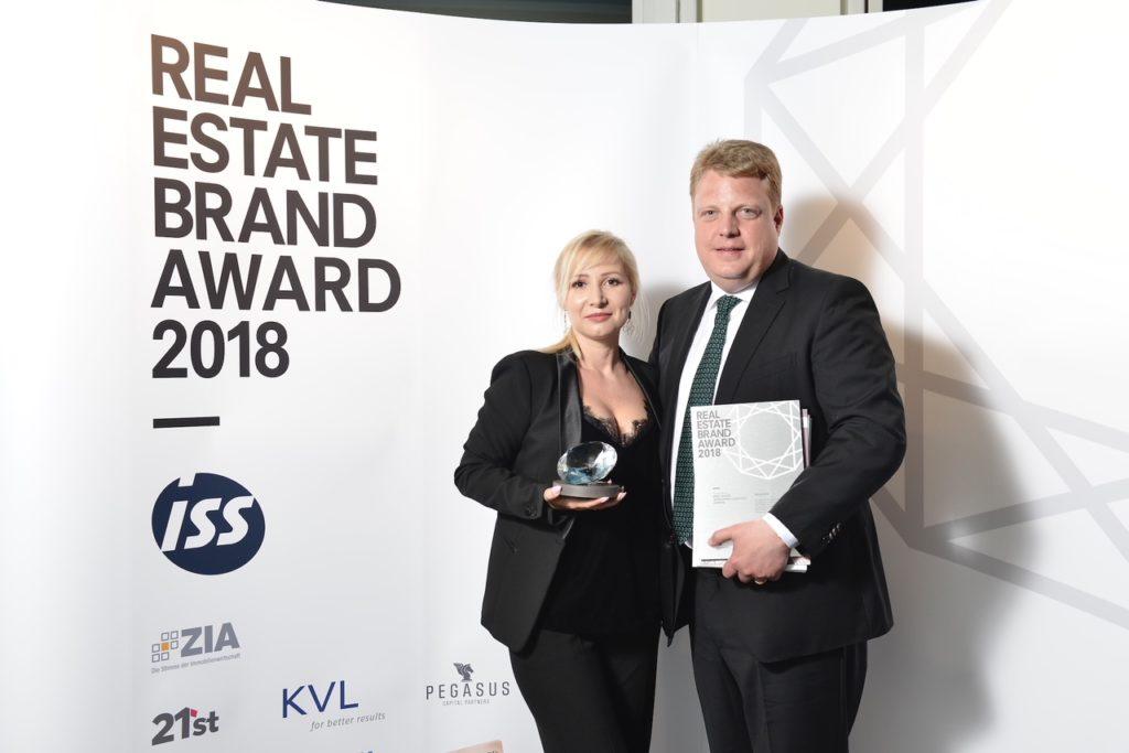 Logistics BusinessEuropean Awards Recognition for Top Real Estate Developer