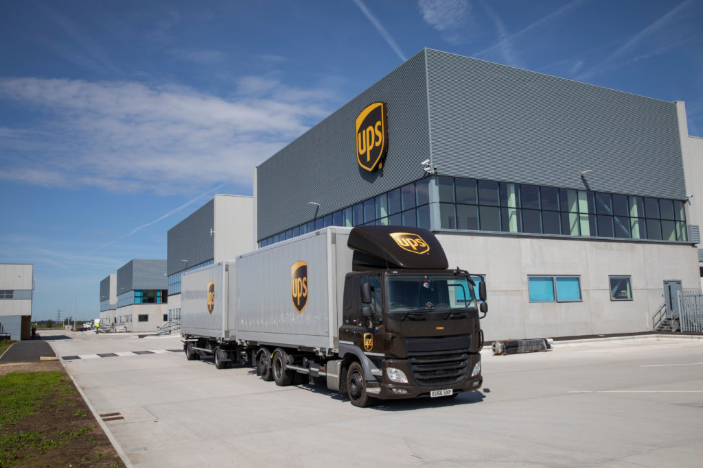 Logistics BusinessPandemic Reshaping Last-mile Delivery Expectations