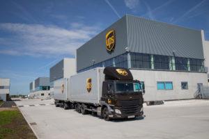 "Logistics BusinessNew London Hub for UPS ""Strengthens Cross-Border Capability"""