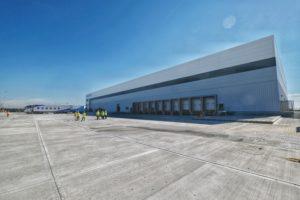 Logistics BusinessNew Multi-Temperature Facility at London Gateway