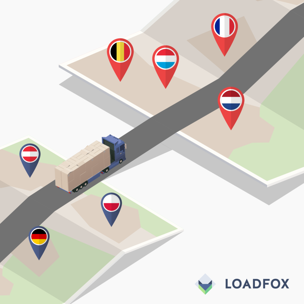 Logistics BusinessLoadFox to Expand into France and Benelux with PTV Link-Up